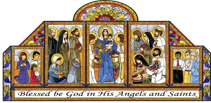 """What is """"The Communion of Saints""""?"""