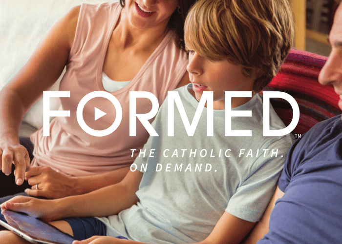 FORMED: The Best Catholic Content.