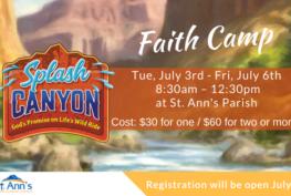 Faith Camp