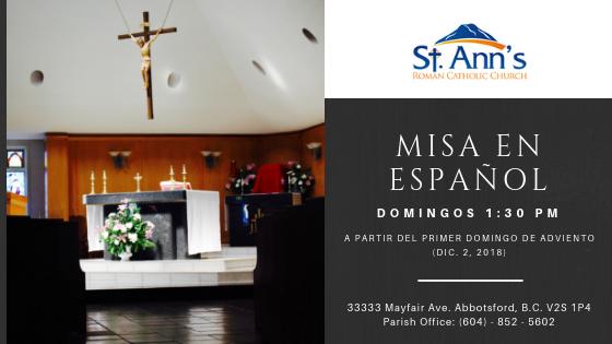 Misa en Español