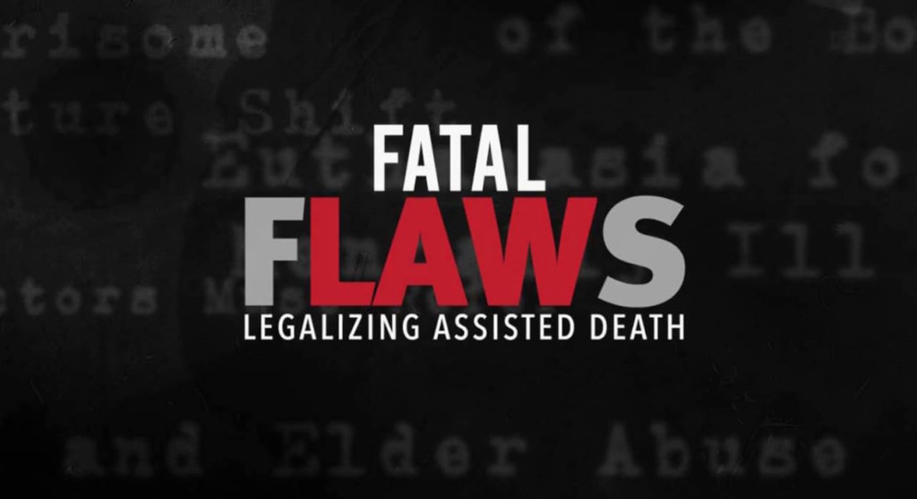 "Screening of the movie ""Fatal Flaws"""