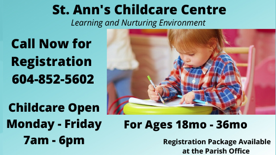 St. Ann's Childcare Centre