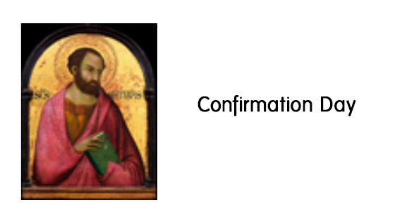 On Confirmation Day